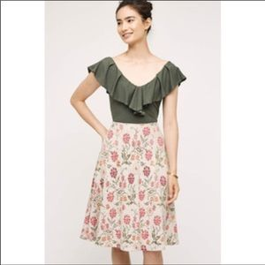 Anthropologie Cecilia Prado Meadowlark Skirt